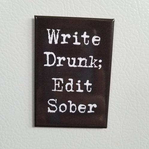 Write Drunk: Edit Sober