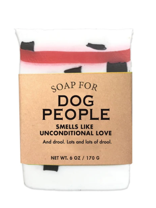 "Soap For ""Dog People"""