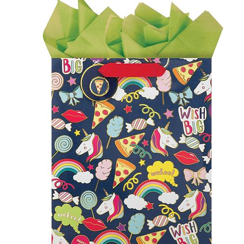 Pin Up! Large Gift Bag