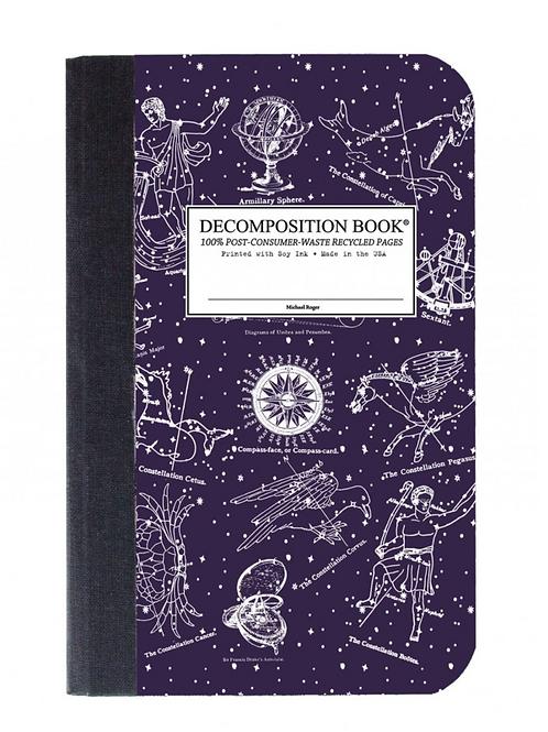 Pocket Decomposition Notebook