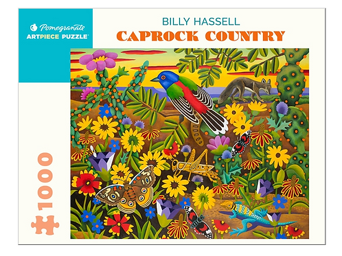 Caprock Country 1000pc Puzzle