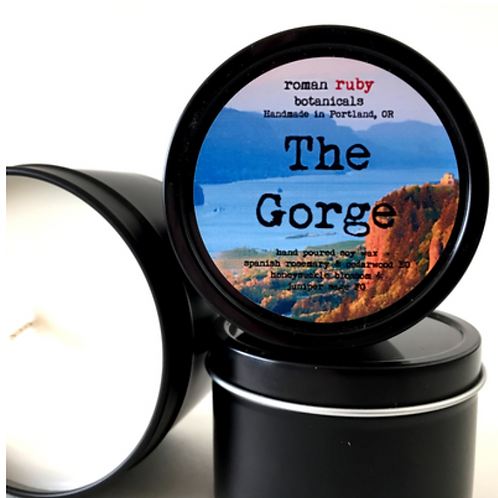 The Gorge Soy Candle