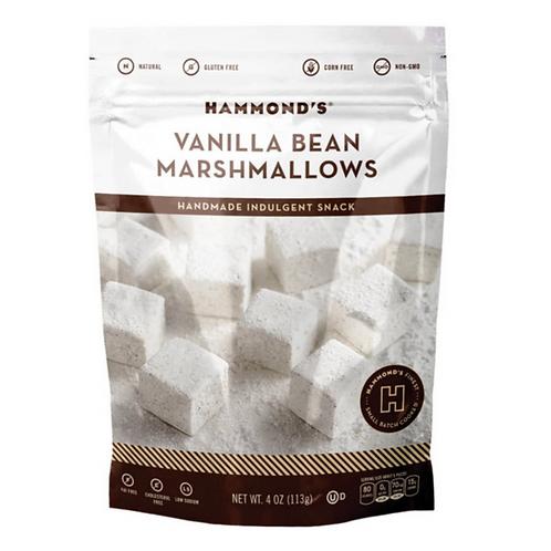Vanilla Bean Marshmallows