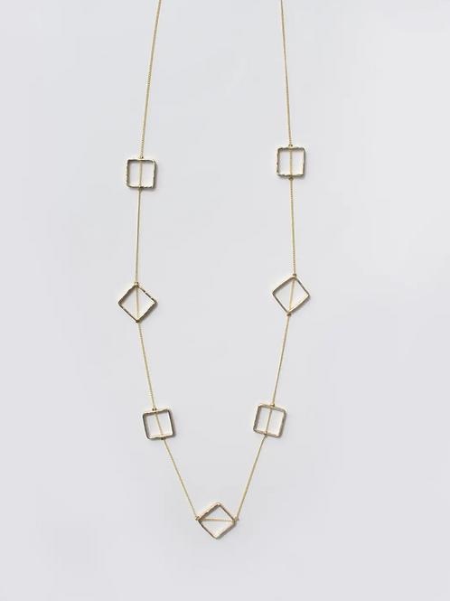 Gold Pablo Necklace