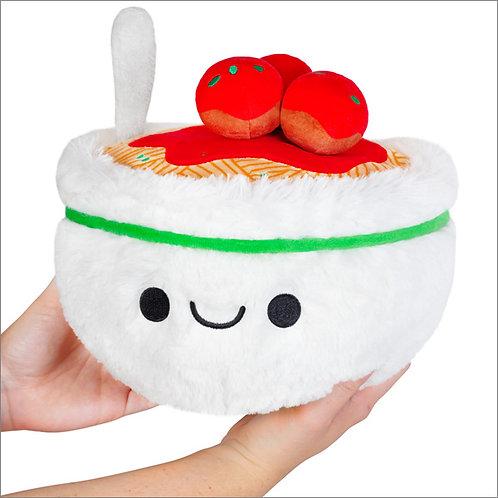 Squishable Spaghetti and Meatballs