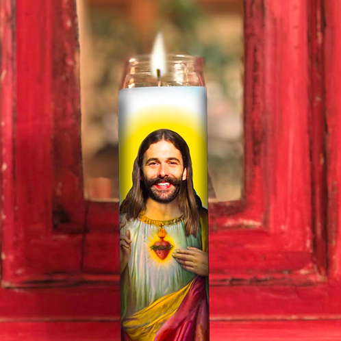 JVN Prayer Candle