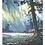 Thumbnail: Night Lights Sympathy Card