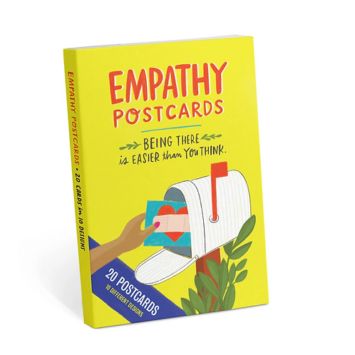 Empathy Postcard Packet