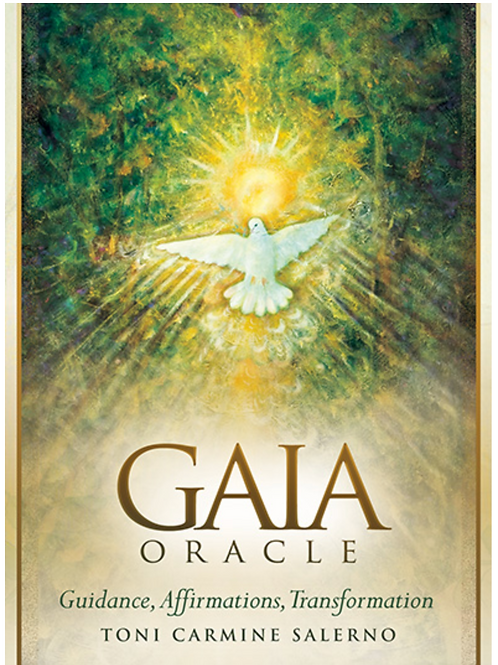 Gaia Oracle: 45 Cards and Guidebook
