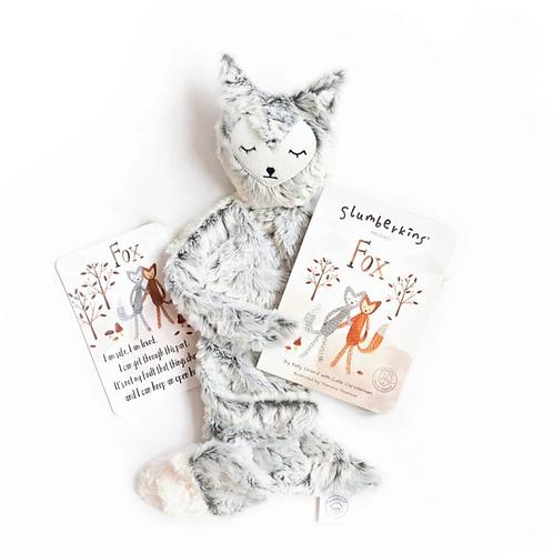 Silver Fox Snuggler