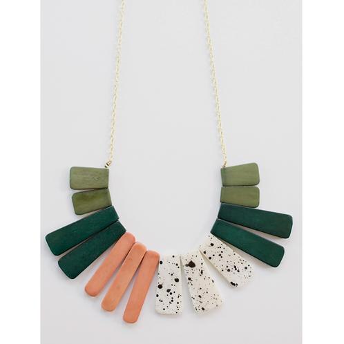 Color Sturdy Necklace