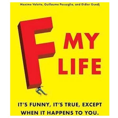 F My Life Book