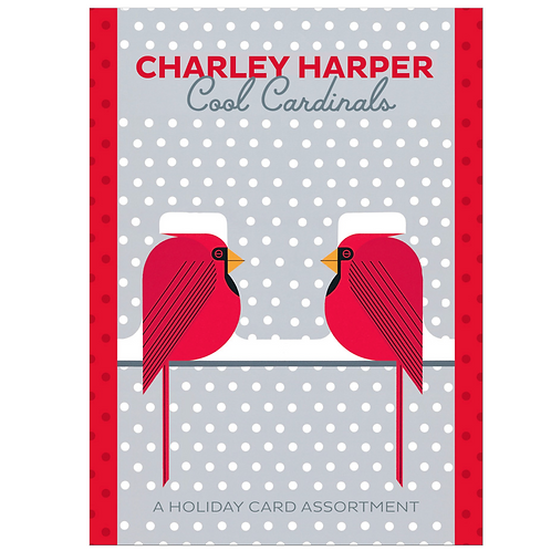 Charley Harper Holiday Cards Boxed