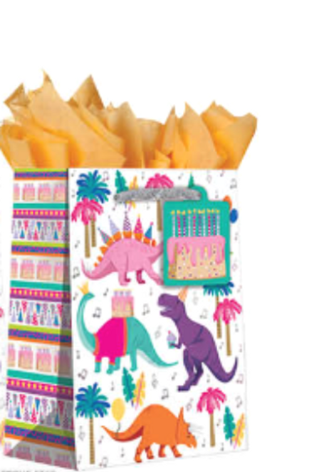 Dino Party Gift Bag