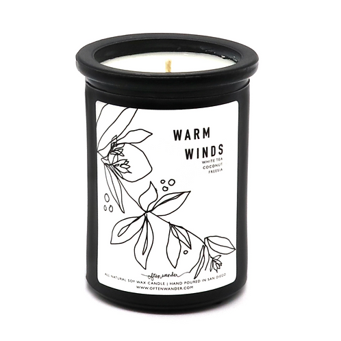 Warm Winds Candle