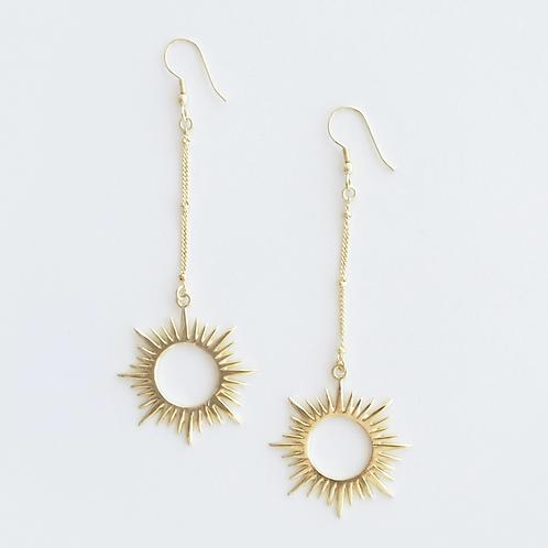 Ethereal Drop Earrings