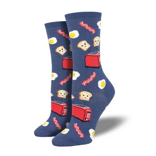 Women's Breakfast Socks