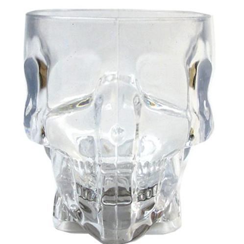 Sugar Skull Light Up Shot Glass