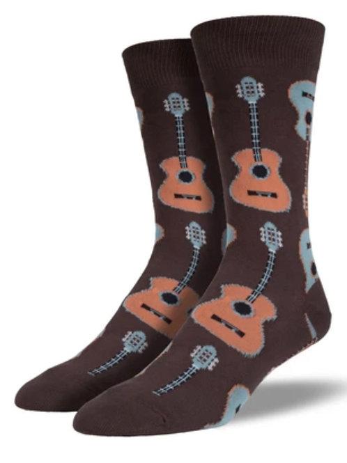 Guitar Socks - Mens