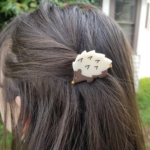 HedgeHog Hair Clip