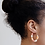 Thumbnail: Emily Hoop Earrings