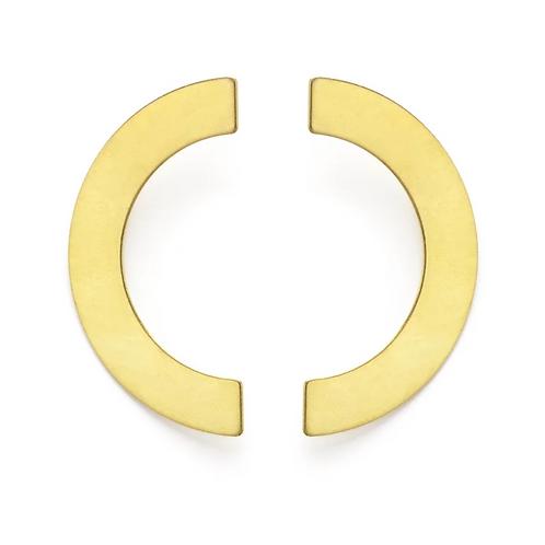 Curve Stud Earrings
