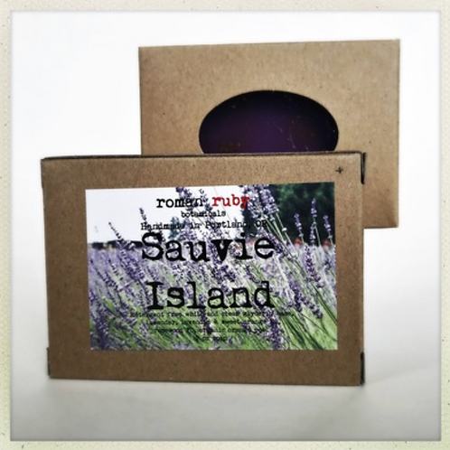 Sauvie Island Soap