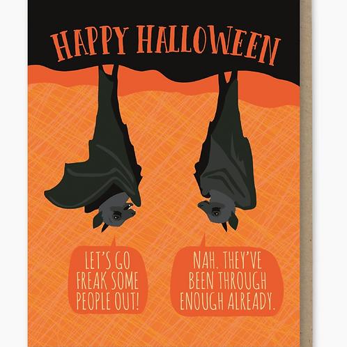 Halloween Been Through Enough Card