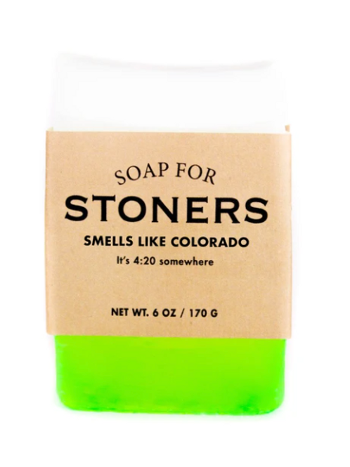 """Soap For """"Stoners"""""""