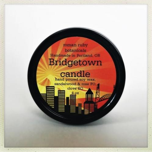 Bridgetown Soy Candle