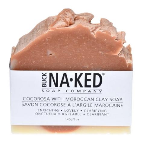 Cocorosa & Moroccan Clay Soap