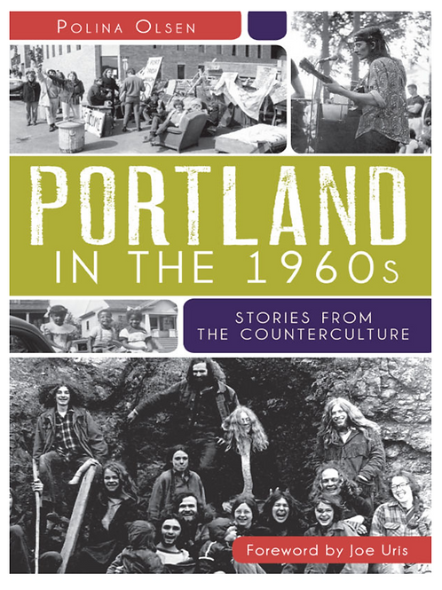 Portland In The 1960's Book