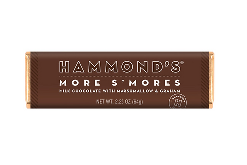More S'more's Candy Bar