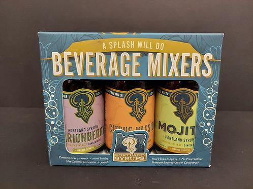 Beverage Mixers: Berry/Citrus/Mojito