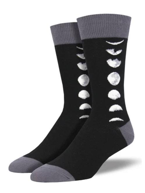 Moon Phase Socks - Men's
