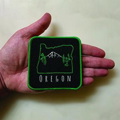 Mt Hood Oregon Iron-On Patch