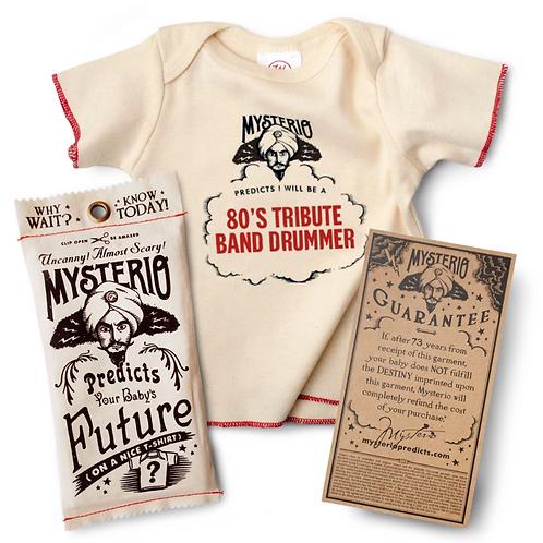 Mysterio's Future-Predicting Infant Tee