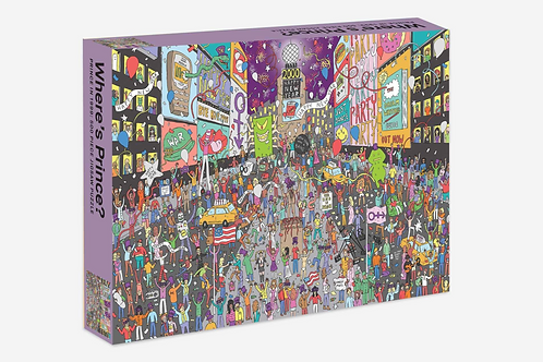Where's Prince? 500 pc Puzzle