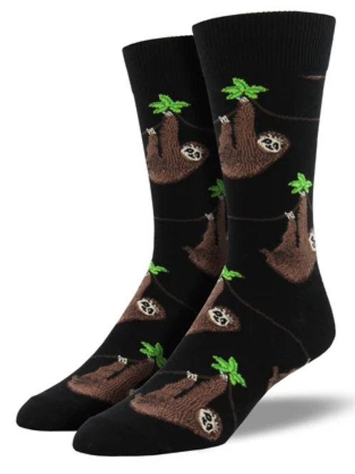 Sloth Socks - Mens