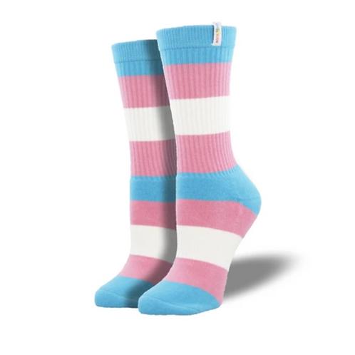 Trans Pride Socks - 2 Sizes