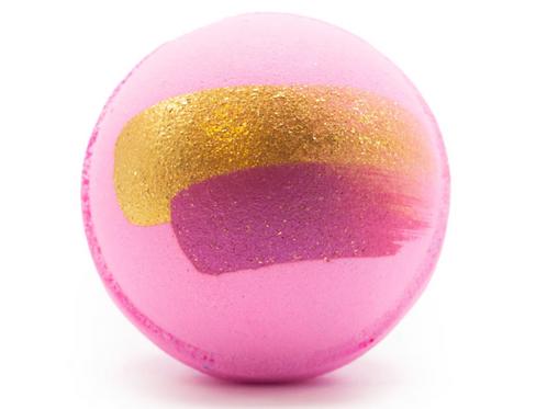 Pink Topaz Bath Bomb