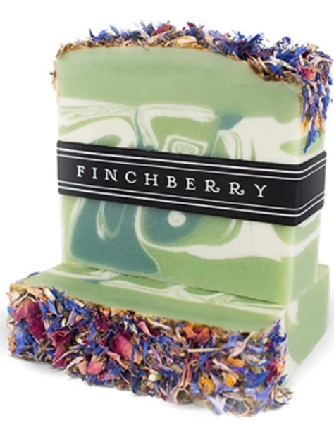 "Vegan Soap - ""Mint Condition"" by Finchberry"
