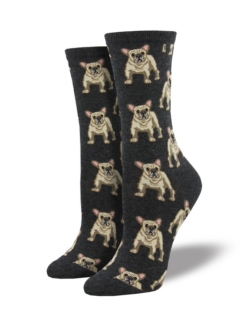 609878441dcc Are you a bulldog owner? Or just a dog lover in general? Then these French  bulldog socks are for you! Make all your friends at the dog park jealous by  ...