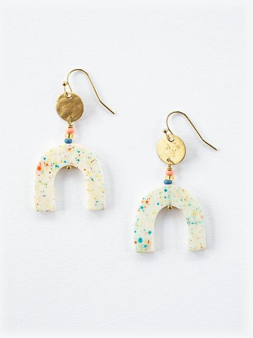 Amelia Speckle Earrings