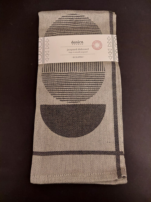Eclipse Dish Towel