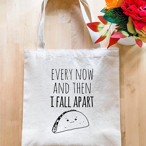 Fall Apart/ Taco Tote Bag