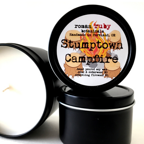 Stumptown Campfire Soy Candle