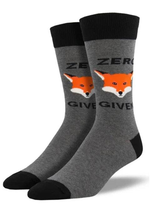 Zero Fox Given Socks - Men's