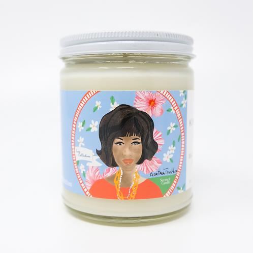 Aretha Jasmine Candle