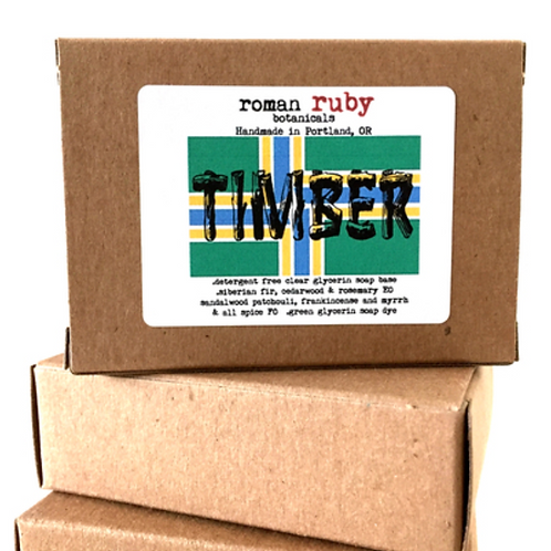 Timber Soap